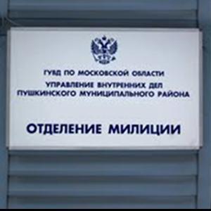 Отделения полиции Макарова