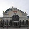 Железнодорожные вокзалы в Макарове
